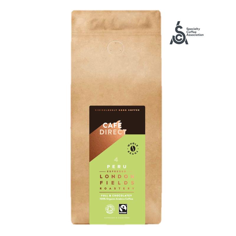 BIO Peru Reserve SCA 82 zrnková káva s tóny oříšků a kakaa 1kg