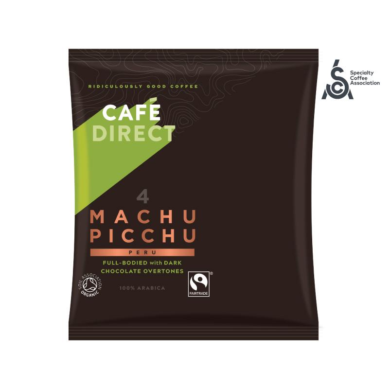 BIO Machu Picchu mletá káva Cafédirect 60g