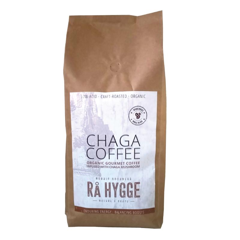 BIO zrnková káva Peru Arabica CHAGA 1kg