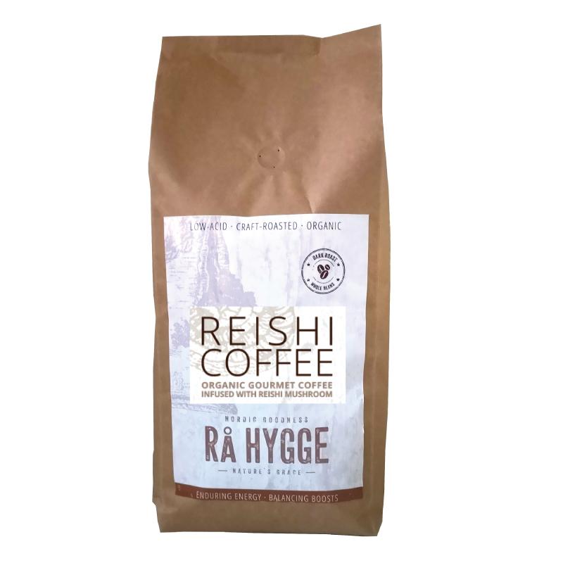 BIO zrnková káva Peru Arabica REISHI 1kg
